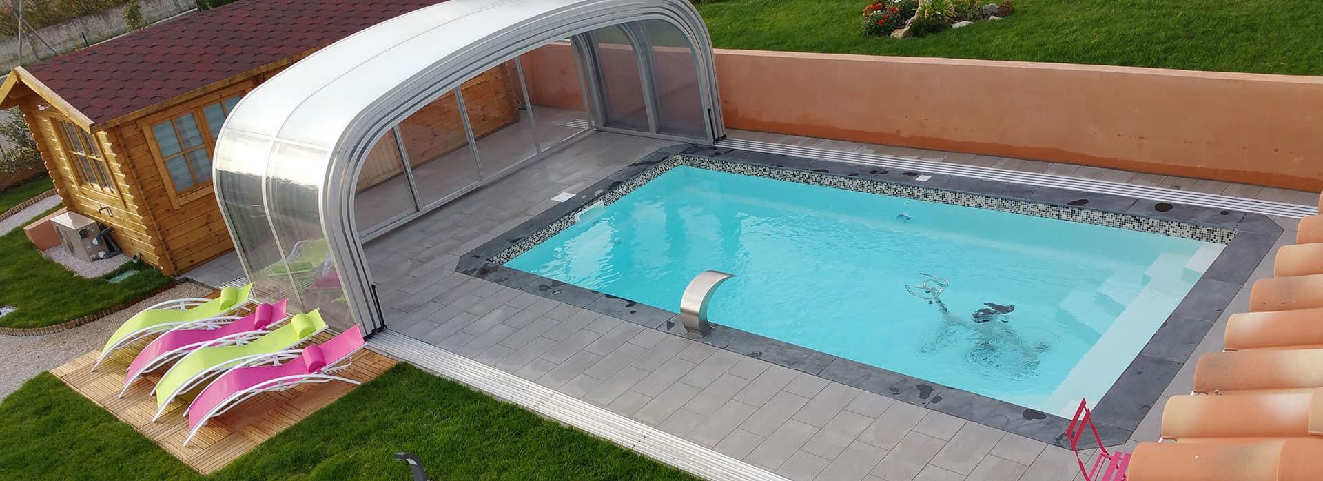 piscine chambre d'hôtes spa de la sainte baume